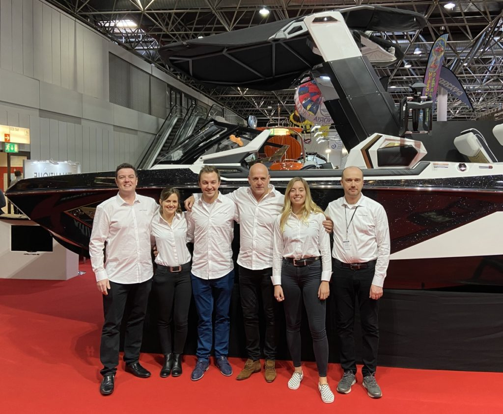 Erfolgreiche Messe Boot in Düsseldorf geht zu Ende. Wir bedanken uns bei allen unseren Kunden und Besucher auf dem Bayliner und Nautique Stand.