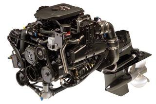 Mercruiser Bootsmotor Reparatur