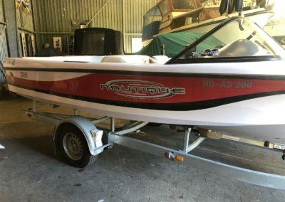 Ski Nautique 196 Wasserskiboot